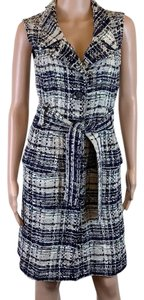 Chanel short dress Lesage Tweed Belted on Tradesy
