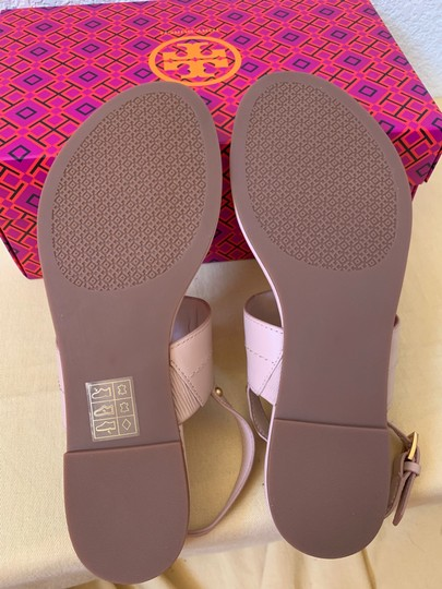 Tory Burch Pink ( Seashell Pink) Sandals Image 10