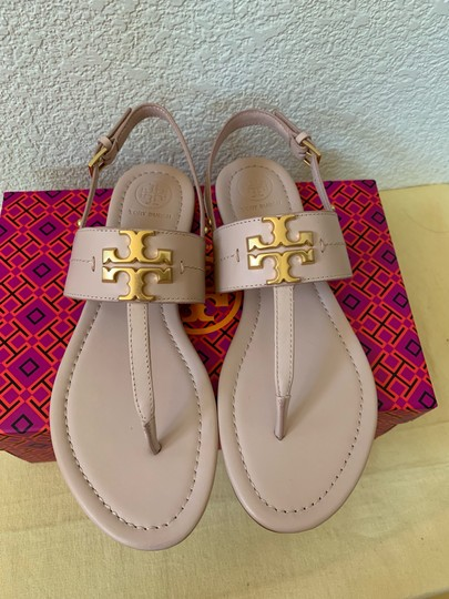 Tory Burch Pink ( Seashell Pink) Sandals Image 2