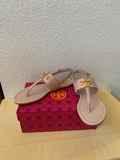 Tory Burch Pink ( Seashell Pink) Sandals Image 3
