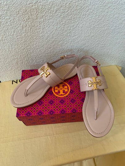 Tory Burch Pink ( Seashell Pink) Sandals Image 4