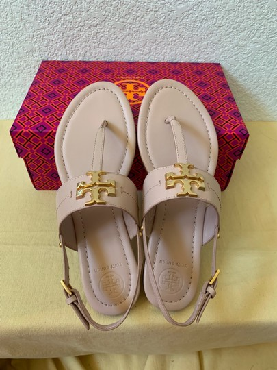 Tory Burch Pink ( Seashell Pink) Sandals Image 5