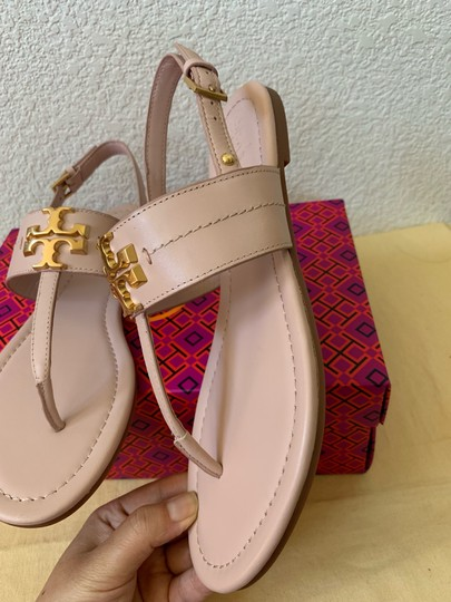 Tory Burch Pink ( Seashell Pink) Sandals Image 9