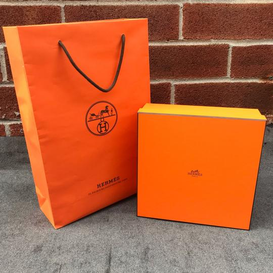 Hermès New Classic Storage Box Jewelry Perfume Wallet With Shopping Bag Image 1