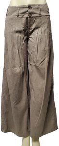 Cartonnier Wide Leg Pants Brown