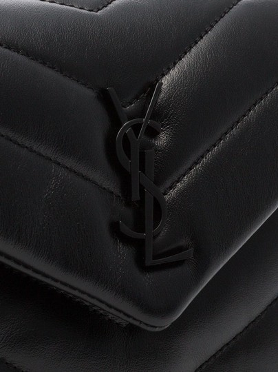 Saint Laurent Loulou Toy Loulou Monogram Toy Loulou Quilted Toy Loulou Cross Body Bag Image 4