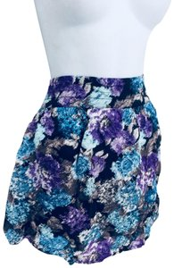 Socialite Mini Skirt Floral Multi