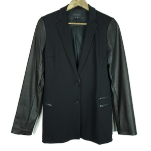 Theory Modern Chic Sophisticated Career Timeless Black Blazer
