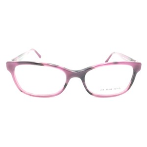 Burberry Burberry Square Purple Marble B 2201 Rx Eyeglasses