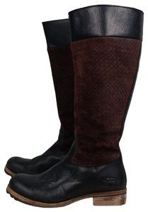 UGG Australia black and brown Boots