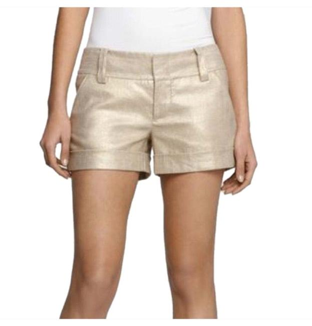 Item - Gold And Caddy Shorts Size 0 (XS, 25)