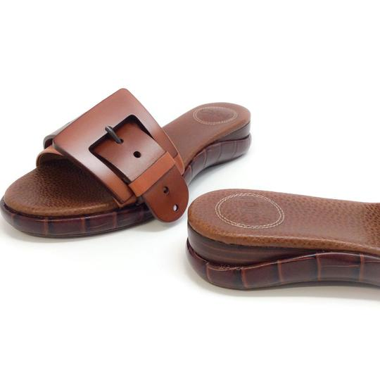 Chloé Mustang Brown Sandals Image 6