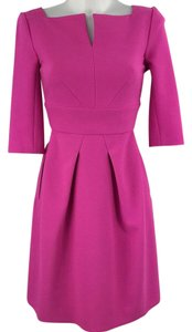 Roland Mouret short dress Pink on Tradesy