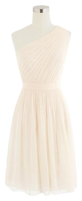 Item - Pink Petite Kylie In Silk Chiffon Mid-length Cocktail Dress Size 2 (XS)