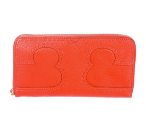 Tory Burch Tory Burch leather continental wallet
