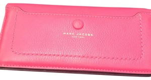Marc Jacobs leather wallet.