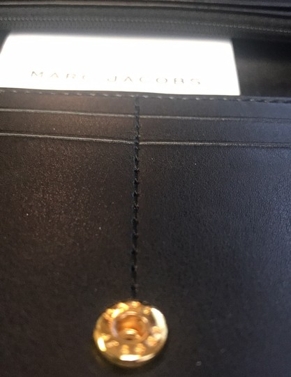 Marc Jacobs leather wallet. Image 4