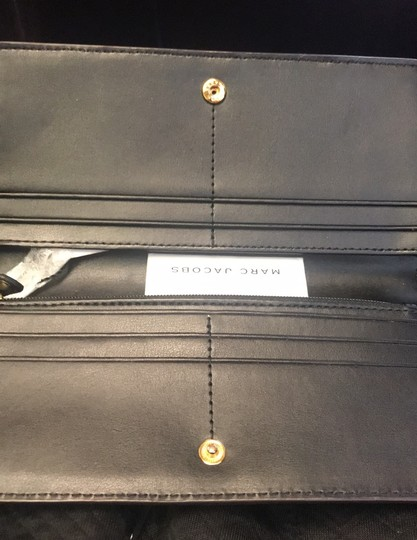 Marc Jacobs leather wallet. Image 5
