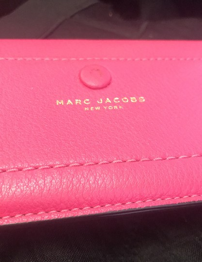 Marc Jacobs leather wallet. Image 6