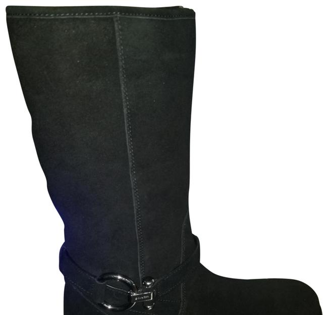 Item - Black Virtue Suede Boots/Booties Size US 10 Regular (M, B)