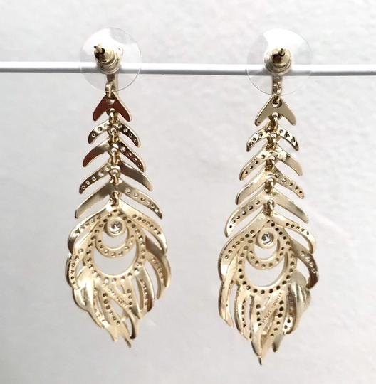 Kendra Scott Elletra Feather-Shape drop Image 10