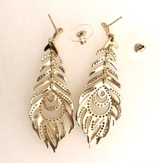 Kendra Scott Elletra Feather-Shape drop Image 7