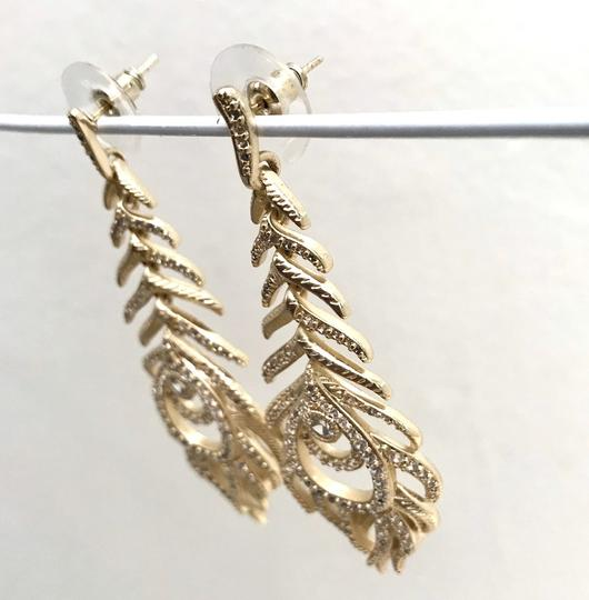 Kendra Scott Elletra Feather-Shape drop Image 9