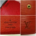 Louis Vuitton Louis Vuitton Agenda PM Day Planner Diary RED Epi Leather, Notepaper Image 7