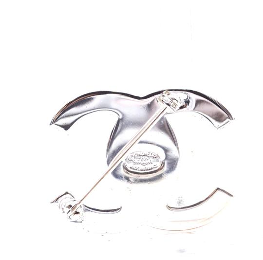 Chanel Ultra Rare CC Timeless Turnlock hardware brooch pin charm Image 4