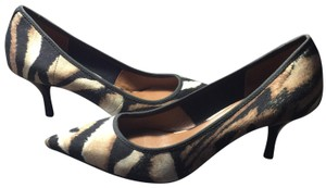 Donald J. Pliner Animal Tiger Size 11 brown Pumps