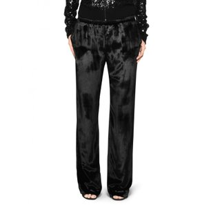 Tamara Mellon Athletic Pants Black