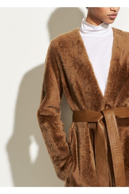 Vince Fur Coat Image 2