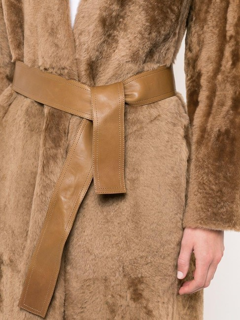 Vince Fur Coat Image 6