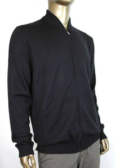 Gucci Black Hysteria W Men's Wool Zippered Jacket W/Hysteria Crest 2xl 438133 Groomsman Gift Image 1