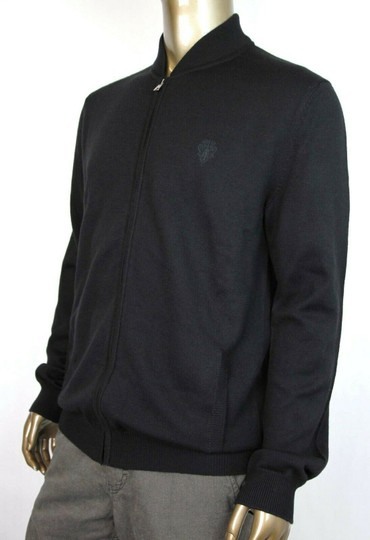 Gucci Black Hysteria W Men's Wool Zippered Jacket W/Hysteria Crest 2xl 438133 Groomsman Gift Image 2