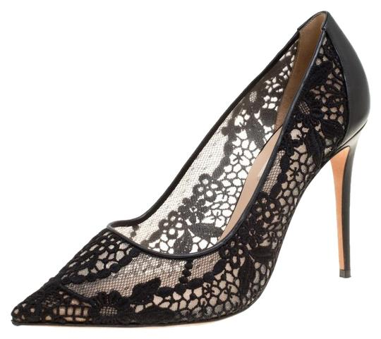 Preload https://img-static.tradesy.com/item/25931356/valentino-black-lace-fusion-pointed-pumps-size-eu-38-approx-us-8-narrow-aa-n-0-1-540-540.jpg