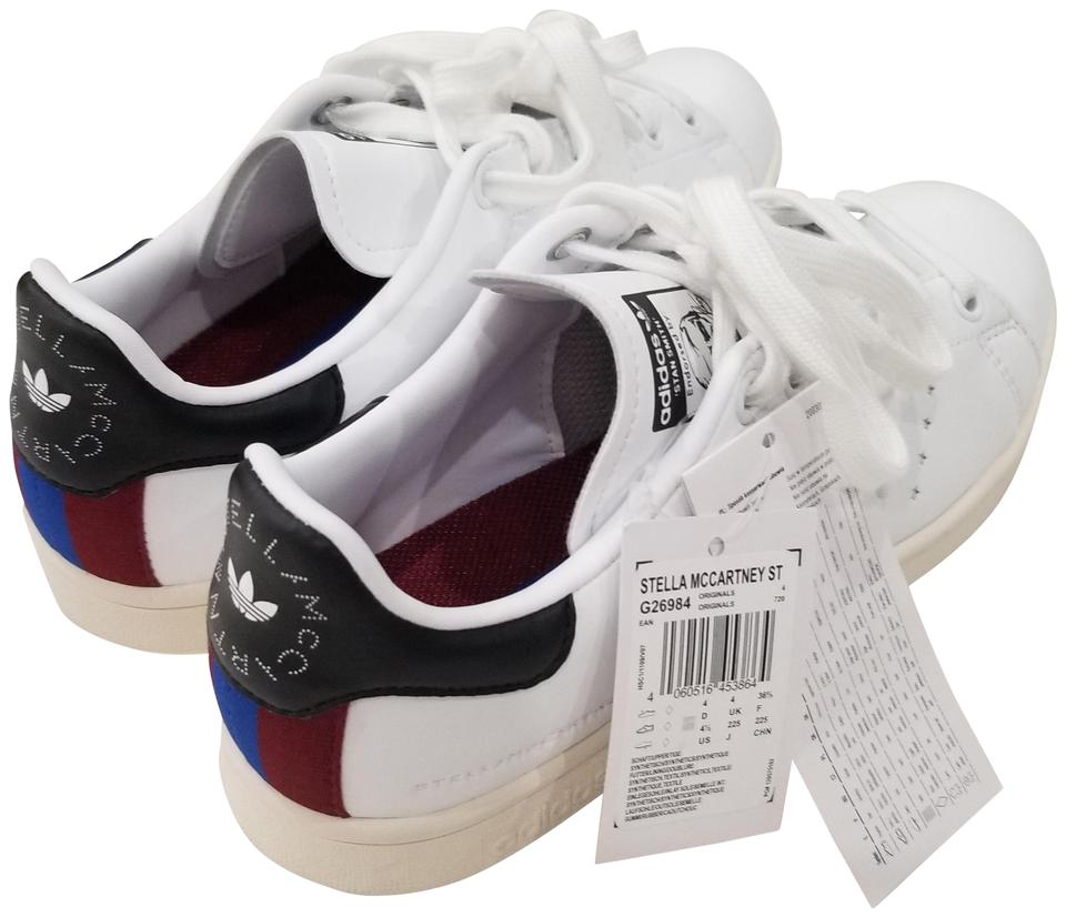 new arrival d0c08 6bac8 Stella McCartney White Stan Smith Adidas Sneakers Size US 6.5 Regular (M,  B) 18% off retail