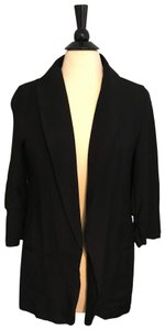 Francesca's Collections Black Blazer