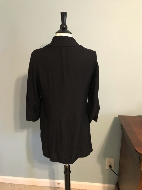 Francesca's Collections Black Blazer Image 3