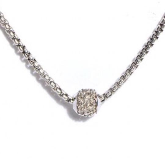 David Yurman DY Petit Diamond Pave Ball Image 2