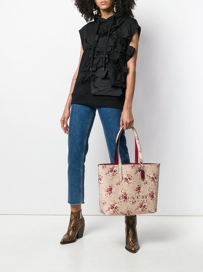 Coach Lexy Tote in Beechwood Image 1