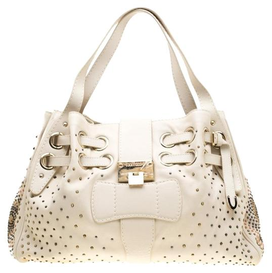 Preload https://img-static.tradesy.com/item/25931974/jimmy-choo-riki-cream-leather-tote-0-1-540-540.jpg