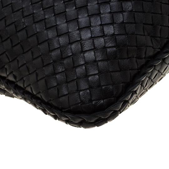 Bottega Veneta Leather Suede Hobo Bag Image 6