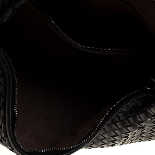 Bottega Veneta Leather Suede Hobo Bag Image 7