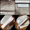 MICHAEL Michael Kors SLIGHTLY OFF WHITE/GOLD Messenger Bag Image 4
