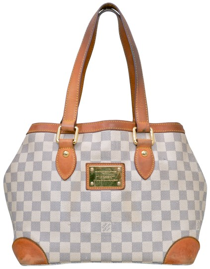 Preload https://img-static.tradesy.com/item/25932013/louis-vuitton-hampstead-damier-azur-pm-checkered-n51207-white-leather-and-coated-canvas-tote-0-1-540-540.jpg