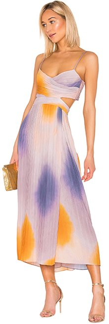 Preload https://img-static.tradesy.com/item/25932016/alc-ombre-sienna-mid-length-cocktail-dress-size-2-xs-0-1-650-650.jpg