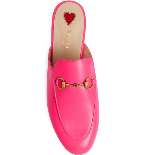 Gucci neon pink with tag Mules Image 7