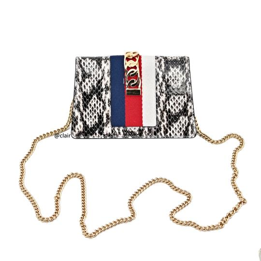 Gucci Leather Cross Body Bag Image 4