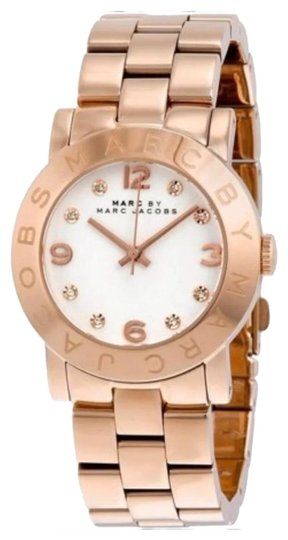 Preload https://img-static.tradesy.com/item/25932106/marc-by-marc-jacobs-rose-gold-amy-watch-0-1-540-540.jpg